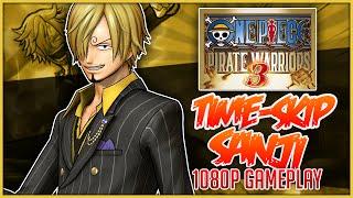 getlinkyoutube.com-ONE PIECE: Pirate Warriors 3 | Time-Skip Sanji Gameplay「ワンピース 海賊無双3」