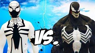 getlinkyoutube.com-Anti-Venom Spiderman vs Venom - Epic Battle