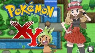 getlinkyoutube.com-Pokemon XY Para Android  y PC | GBA My boy Hackrom
