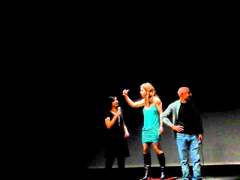 Caterina Guzzanti Teatro Valle - L'opera d'arte