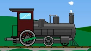 getlinkyoutube.com-Train | Train Uses | Steam Engine