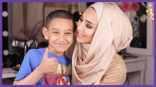 getlinkyoutube.com-MEET MY SON! | Amena