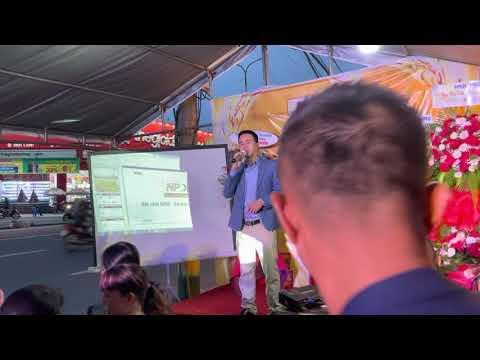 Lời phát biểu CEO NPoil - Phan Thảo trong ngày khai trương VP NPoil Đà Nẵng 15/04/2021