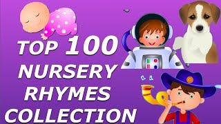getlinkyoutube.com-Top 100 Nursery Rhymes Collection For Children - Biggest Rhymes Collection