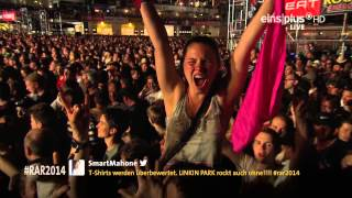 getlinkyoutube.com-Linkin Park - Faint (Rock am Ring 2014) HD
