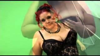 getlinkyoutube.com-BBWFANFEST photo shoot- Kelly ShibariApril Flores  more BBW models porn stars -