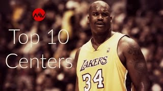 getlinkyoutube.com-Top 10 NBA Centers of All Time
