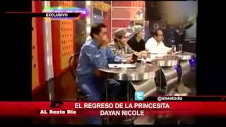 getlinkyoutube.com-El regreso de la princesita Dayan Nicole: vuelve la voz que enamoró al país