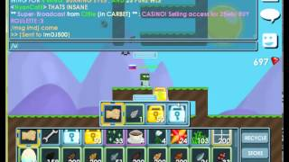 getlinkyoutube.com-growtopia scammer fail( diamond lock)