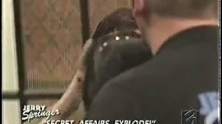 getlinkyoutube.com-Jerry Springer: Secret Affairs Explode Part One