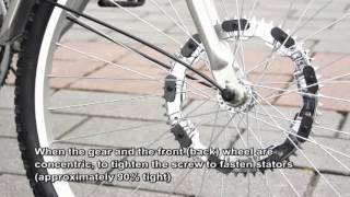 getlinkyoutube.com-Electric Bicycle auto-bicycle mebilke Instruction 130612