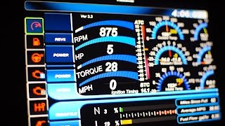 getlinkyoutube.com-350z Dash Command and Gauges For Jeff 2