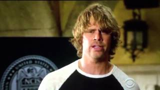 getlinkyoutube.com-NCIS: Los Angeles 6x15 Deeks' 'Healthy' Food Funny Densi Scene