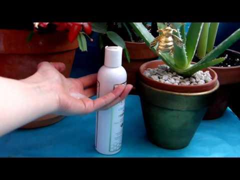 Era Organics Cleanse + Restore Natural Face & Body Cleanser