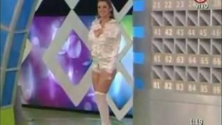 getlinkyoutube.com-Nataly Masinari beautiful Argentina