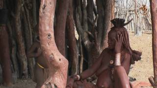 getlinkyoutube.com-Namibia erleben / Teil 11 - Himbas, Namibias letzte Nomaden