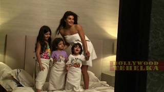 getlinkyoutube.com-Jacqueline Fernandez | Hot Photo Shoot | Daboo Ratnani Calender Making - 2015 [Behind The Scenes]