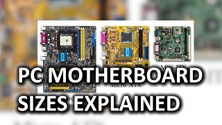 getlinkyoutube.com-PC Motherboard Sizes as Fast As Possible