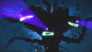 getlinkyoutube.com-Minecraft: STORY MODE - Episode 1 Walkthrough Part 4 - CRAZY SCARY BOSS!!!
