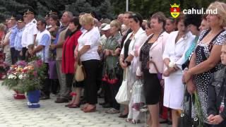 Avram Micinschi la mitingul de Ziua Independenţei Republicii Moldova