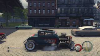 getlinkyoutube.com-Mafia 2 PC[HD]- Hot Rods & Customized Cars DLC