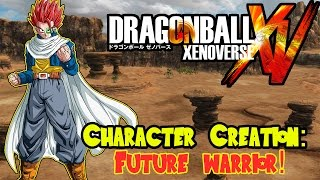 getlinkyoutube.com-How To Create The Time Patroller In Xenoverse!