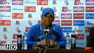 getlinkyoutube.com-MS Dhoni Offers to Quit ODI Captaincy
