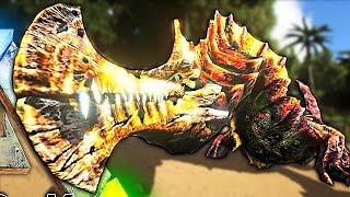 getlinkyoutube.com-ARK Survival Evolved - MONSTER HUNTER MOD UPDATE, NEW AGNAKTOR, BAGGI, JAGGI & GLACIAL ( Gameplay )