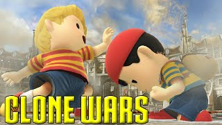 getlinkyoutube.com-Clone Wars: Ness VS. Lucas (The Differences)
