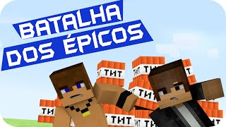getlinkyoutube.com-Minecraft - Batalha Final dos Épicos!
