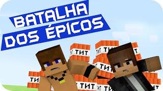 Minecraft - Batalha Final dos Épicos!