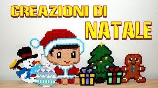 getlinkyoutube.com-Le mie creazioni di Natale in Hama Beads/Pyssla
