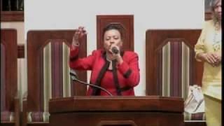 "getlinkyoutube.com-Rev. Dr. Jasmin Sculark preaching ""I Never Lost My Praise""  Pt. 3"