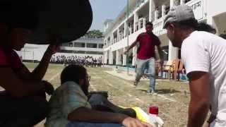 getlinkyoutube.com-Paatshala-The Movie | Behind The Scene | School Sports Day