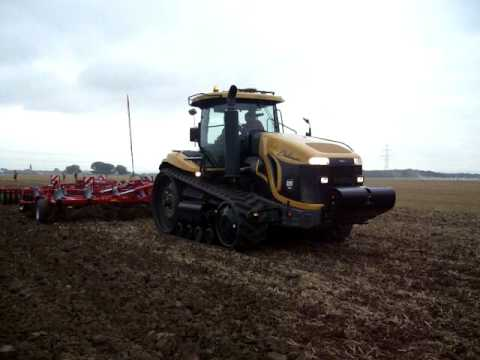 Challenger MT 765 B und Challenger MT 875 B