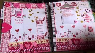 getlinkyoutube.com-Planner Decorating & A Haul