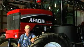 Apache Owner Testimonial: Comfort and Stability