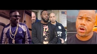 getlinkyoutube.com-Wack100 Tells Troy Ave 'Rule #1: SAY NOTHING' after Troy puts out Statement after Taxstone arrest.