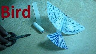 getlinkyoutube.com-How to make a string guided flying bird