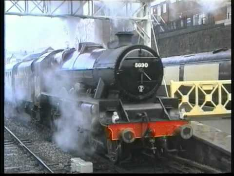 The ABC of RAILWAYS: J is for  JUBILEE CLASS