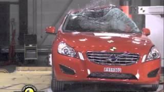 getlinkyoutube.com-Volvo V60 2012 Çarpışma Testi