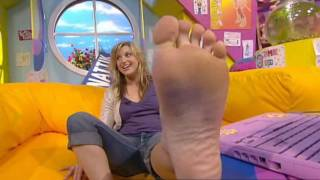 getlinkyoutube.com-Anna Williamson Feet