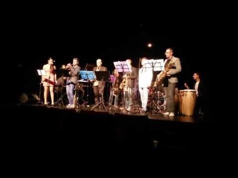 La Banda del Solar ft. Zaida Almeida - Bossa for Sara, V Canarias Jazz Showroom.