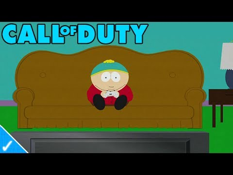 The Celeb Gamer - Eric Cartman plays Black Ops