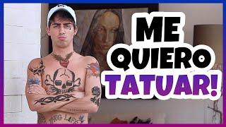 Daniel El Travieso - Me Quiero Hacer Un Tatuaje! width=
