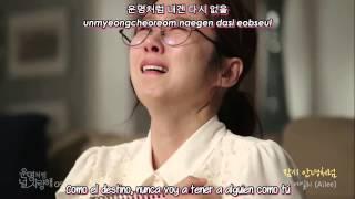 getlinkyoutube.com-Ailee - Goodbye My Love [Sub Español + Hangul + Rom] Fated To Love You OST