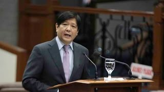 getlinkyoutube.com-Sen. Bongbong Marcos: Nasan ang hustisya?