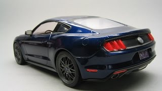 getlinkyoutube.com-Build Overview Revell:2015 Ford Mustang GT