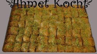 getlinkyoutube.com-Rezept: Baklava - Ahmet Kocht - Folge 9