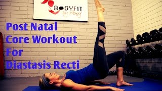 getlinkyoutube.com-8 Minute Diastasis Recti Core Workout For Ab Separation After Pregnancy
